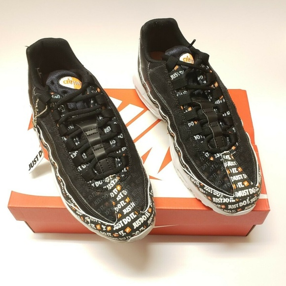 95663775f6 Nike Shoes | Air Max 95 Se 20 Just Do It Pack Black | Poshmark